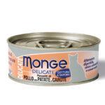 monge_gatto_umido_natural_delicate_pezzetti_di_pollo_con_patate_e_carote